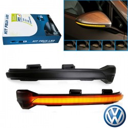 Blink Side Mirror Dynamic LED GOLF 7