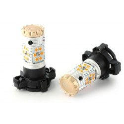 2x Ampoules XENLED V2.0 24 LED SAMSUNG - PY24W - CANBUS Performance