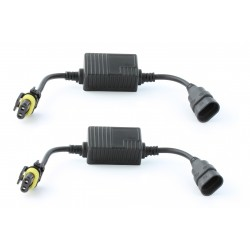 2x anti-error beam h13 9008 rr - Car multiplexed - year housing