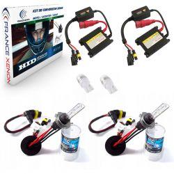 Pack xenon H7 +H7 8000K - moto