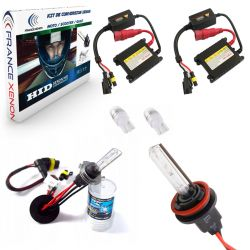 Pack xenon H7 + H9 8000K