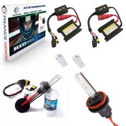 Pack Xenon H7 + H9-6000 K