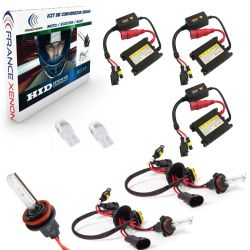 Pack xénon 2x HB3 +1x H11 8000K - GSX-R