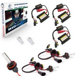 Pack xénon 2x HB3 +1x H11 6000K - GSX-R