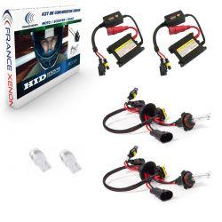 Pack xénon H7 +H7 6000K - moto