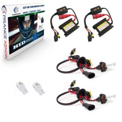 Pack xenon HB3 +HB4 8000K - moto