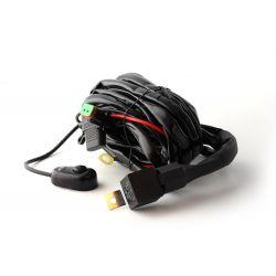 Elektrisches Kabelbaumrelais für LED-Leiste - Schalter 1D163F