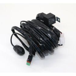 Faisceau Electrique relais pour Barre LED - DT Connect Commutateur 1D163F