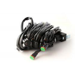 Elektrisches Kabelbaumrelais für LED Bar - 2 DT - Schalter 2D163C