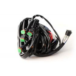 Faisceau Electrique relais pour Barre LED - 4 DT - Interrupteur 4D163C