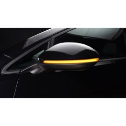 LEDriving® Dynamic Mirror Indicator for VW Golf VII LEDDMI-5G0-WT