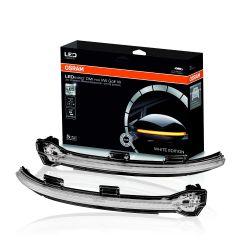 Rétroviseurs Dynamique LEDriving® pour VW Golf VII LEDDMI-5G0-WT