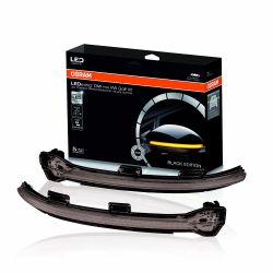 LEDriving® Dynamic Mirror Indicator for VW Golf VII LEDDMI-5G0-BK