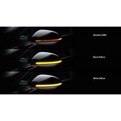 LEDriving® Dynamic Mirror Indicator per VW Golf VII LEDDMI-5G0-BK
