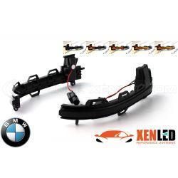Répétiteurs Rétro LED Dynamique Défilant BMW X5 F15 F85 & X6 F16 F86