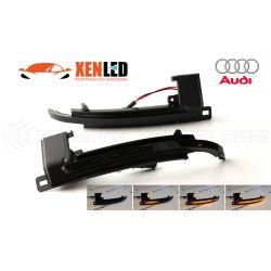 Blink Side Mirror Dynamic LED Audi A3 8P, A4 B8, A5 Mk1, A6 C6, A8 D3 Q3