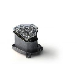 Modul blinkende LED Typ hella links 63117271901 BMW 5 f