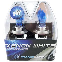 2 x Ampoules H7 70W 6000K HOD Xtrem 24V - FRANCE-XENON