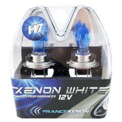 2 x Ampoules H7 100W 6000K HOD Xtrem 12V - FRANCE-XENON