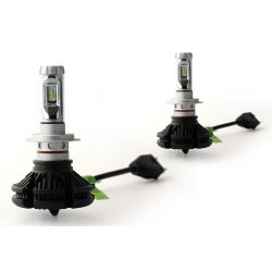 Kit LED haute puissance pas cher H7 LED XT3 50W - 6000Lm - 12V/24V