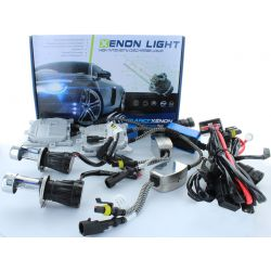 HID Conversion BIXENON KIT H4-3 - 5000 K - XPU Performance  Luxe SD2+ Ballast
