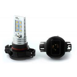2 x 12 LED bulbs ss hp - PS19W - a3 8p