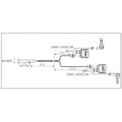2x SMART CANBUS TERMINATOR H11 - Modulo ODB Error Free 99,99% auto