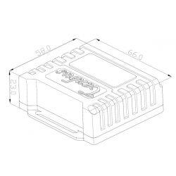 2x SMART CANBUS TERMINATOR H11 - ODB Fehlerfreies Modul 99,99% Autos