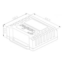 2x SMART CANBUS TERMINATOR H4 - ODB Error Free Module 99,99% cars