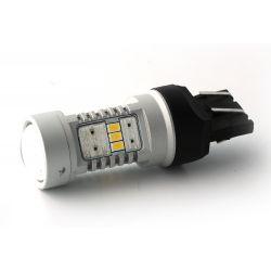 W21/5W - 14 LED OSRAM - W21/5W 7443 T20 - 1200Lms