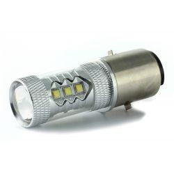 16 Bulb 80w cree - BA20D - upscale