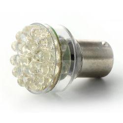 Bulb 24 LED - BA15S P21W 1156 T25 - White