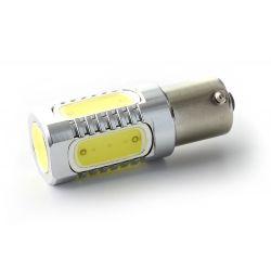 Lampadina 5 LED COB - P21W