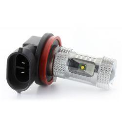 Ampoule 6 CREE 30W - H11 - Haut de Gamme