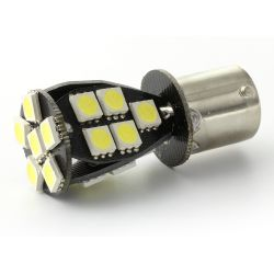 Bulb LED SMD canbus 21 - BA15s / P21W / 1156 / t25 - White