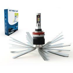 H11 55w xl6s lampadina - 4600lm - Moto - 12V / 24V