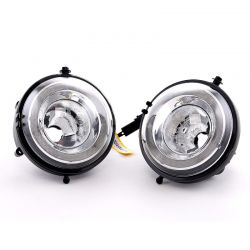 Daytime running lights V2 Fog light Mini R55 R56 R57 06-13