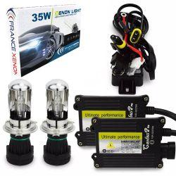 H4-3 Bi-Xenon - 6000 ° K - normale Vorschaltgerät 24V - LKW