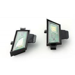 Pack 2 éclairages LED rétroviseur porte Golf 7 & Touran