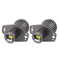 Angel Eyes 10 W LED BMW E90 and E91 version 2 - NEW - 2 years warranty