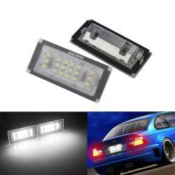 License plate modules for BMW E46 (98-03)