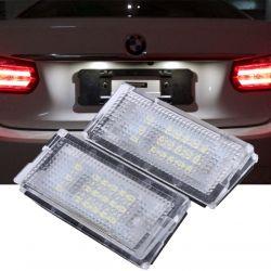 Pack modules plaque arrière BMW E46 4 portes  98 à 03