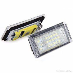 License plate modules for Mini 1 R50 R52 R53