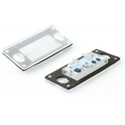 Pack Rückplatte Module VAG AUDI A3 8L (01-03) / A4 B5 (99-01)