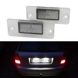 Licence plate LED VAG AUDI A3 8L (01-03) / A4 B5 (99-01)