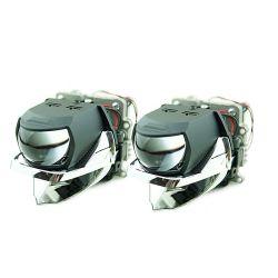 integrated Bi-modular oled + 25w laser