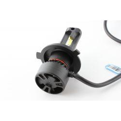Pack Ampoules bi-LED H4 FALCON3 45W - 11 000Lms réels - Spécial Feux de route - 9-32V