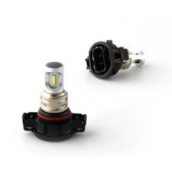 2 lampadine a LED PSX24W - 1600Lms - Fendinebbia e luci di svolta a LED 1860