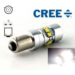 BULB H21W DUAL 10 LED CREE  - BAY9S
