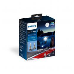 2X HIR2 9012 LED PHILIPS X-TREME ULTINON GEN2 5800K +250%